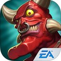 Cover zu Dungeon Keeper - Apple iOS