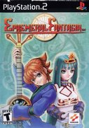 Cover zu Ephemeral Fantasia - PlayStation 2