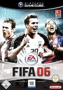 Cover zu FIFA 06 - GameCube