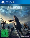 Cover zu Final Fantasy 15 - PlayStation 4
