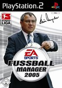 Cover zu Fußball Manager 2005 - PlayStation 2