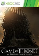 Cover zu Game of Thrones: A Telltale Games Series - Xbox 360
