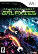 Cover zu Geometry Wars: Galaxies - Wii