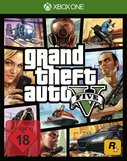 Cover zu GTA 5 - Grand Theft Auto 5 - Xbox One