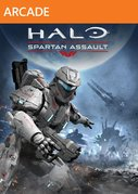 Cover zu Halo: Spartan Assault - Xbox 360