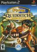Cover zu Quidditch Weltmeisterschaft - PlayStation 2