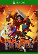 Cover zu Has-Been Heroes - Xbox One