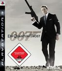 Cover zu James Bond 007: Ein Quantum Trost - PlayStation 3