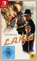 Cover zu L.A. Noire - Nintendo Switch