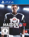 Cover zu Madden NFL 18 - PlayStation 4
