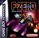 Cover zu F-Zero: Maximum Velocity - Game Boy Advance