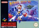 Cover zu Mega Man X - SNES