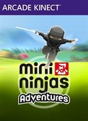 Cover zu Mini Ninjas Adventures - Xbox Live Arcade