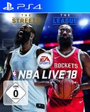 Cover zu NBA Live 18 - PlayStation 4