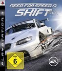 Cover zu Need for Speed: Shift - PlayStation 3