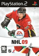 Cover zu NHL 09 - PlayStation 2