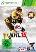 Cover zu NHL 15 - Xbox 360