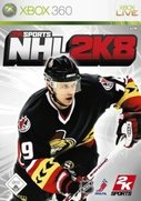 Cover zu NHL 2K8 - Xbox 360