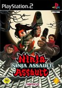 Cover zu Ninja Assault - PlayStation 2
