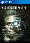 Cover zu Observer - PlayStation 4