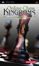 Cover zu Online Chess Kingdoms - PSP