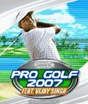 Cover zu Pro Golf 2007 - Handy