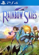 Cover zu Rainbow Skies - PlayStation 4