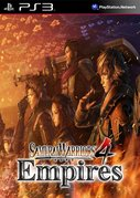 Cover zu Samurai Warriors 4 Empires - PlayStation 3