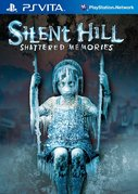 Cover zu Silent Hill: Shattered Memories - PS Vita