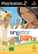 Cover zu SingStar Summer Party - PlayStation 2