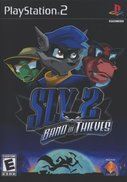 Sly 2: Band of Thieves