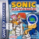 Cover zu Sonic Advance - Game Boy Advance