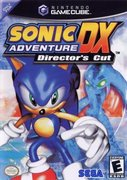 Cover zu Sonic Adventure DX - GameCube