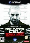 Cover zu Splinter Cell: Double Agent - GameCube