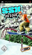 Cover zu SSX on Tour - PSP