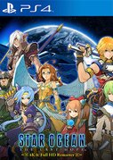 Cover zu Star Ocean: The Last Hope - PlayStation 4