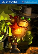 Cover zu SteamWorld Dig - PS Vita