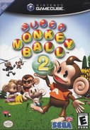 Cover zu Super Monkey Ball 2 - GameCube