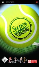 Cover zu Super Pocket Tennis - PSP