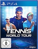 Cover zu Tennis World Tour - PlayStation 4