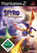 Cover zu The Legend of Spyro: Dawn of the Dragon - PlayStation 2