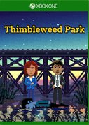 Cover zu Thimbleweed Park - Xbox One