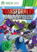 Cover zu Transformers: Devastation - Xbox 360