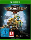 Cover zu Warhammer 40.000: Inquisitor – Martyr - Xbox One