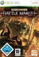 Cover zu Warhammer: Battle March - Xbox 360