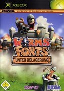 Cover zu Worms: Forts - Xbox