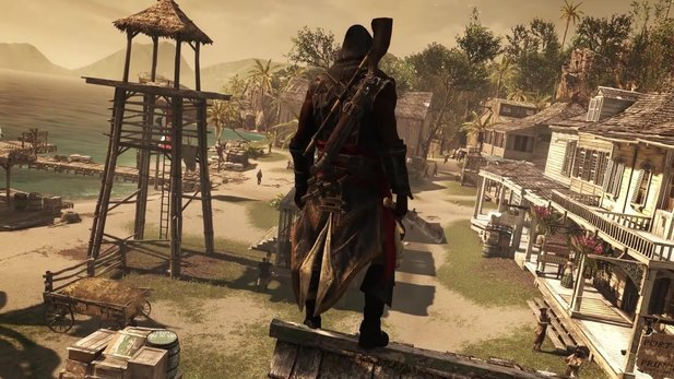 Assassin's Creed: Freedom Cry - Launch-Trailer zum Standalone-DLC