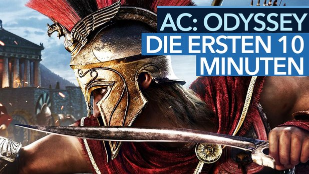 Assassin's Creed: Odyssey - Video: Die ersten 10 Minuten der Kampagne