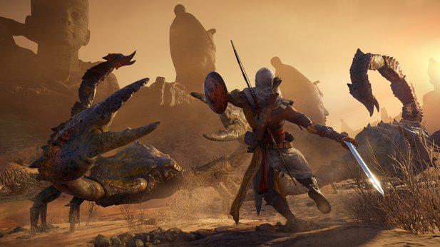 Assassin's Creed: Origins - Launch-Trailer zum 2. Story-DLC Der Fluch der Pharaonen