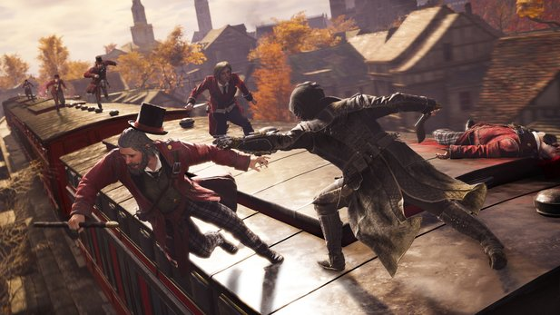 Assassin's Creed Syndicate ist ab sofort kostenlos im Games with Gold-Programm.